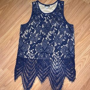 Another Story Boho tank top